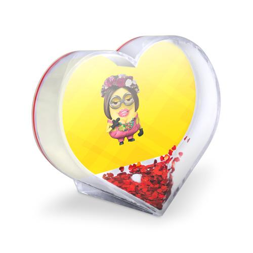 Сувенир Сердце  Фото 03, Дамочка