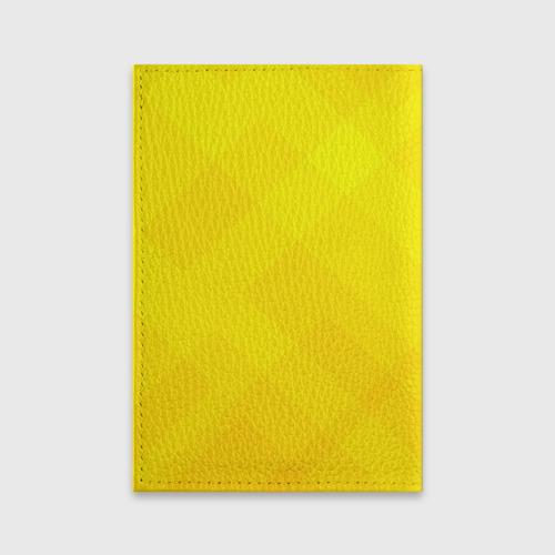 Обложка для паспорта матовая кожа  Фото 02, Цветочек