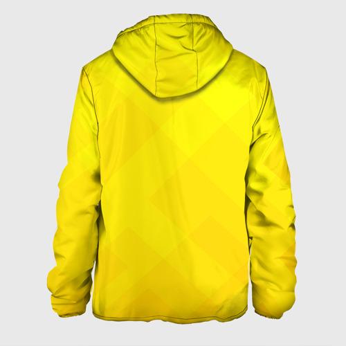 Мужская куртка 3D  Фото 02, Цветочек