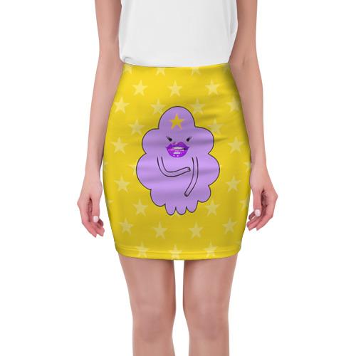 Мини-юбка 3D Пупырка от Всемайки