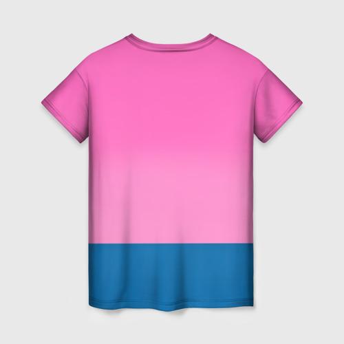 Женская футболка 3D Мардж Фото 01