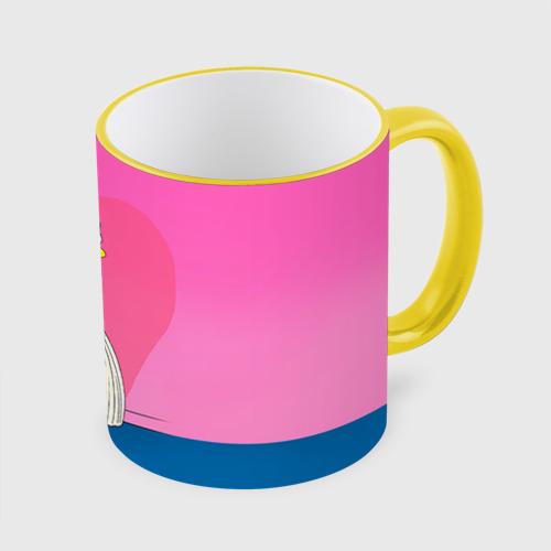 Кружка с полной запечаткой  Фото 01, Мардж