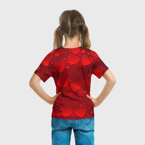 Детская футболка 3D Женя - ты моя судьба Фото 01