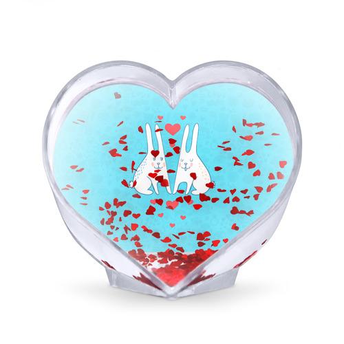 Сувенир Сердце  Фото 02, Зай и зая
