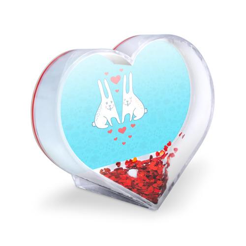 Сувенир Сердце  Фото 03, Зай и зая