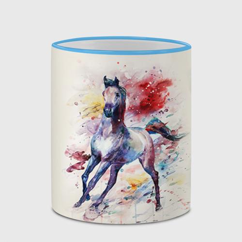 Кружка с полной запечаткой  Фото 03, Лошадь. Арт 1