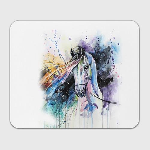 Коврик для мышки прямоугольный Лошадь. Арт 3 Фото 01