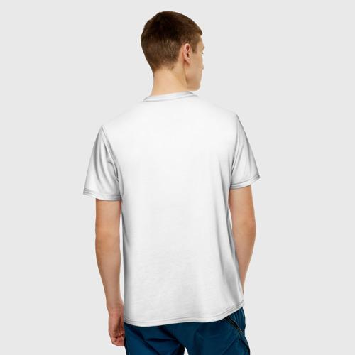 Мужская футболка 3D Лошадь. Арт 3 Фото 01
