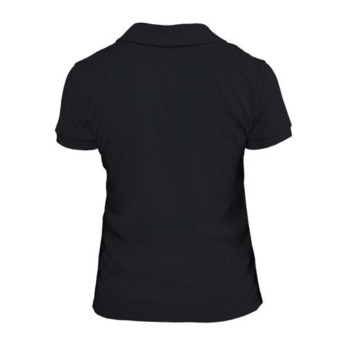 Женская рубашка поло 3D  Фото 02, Лошадь 1