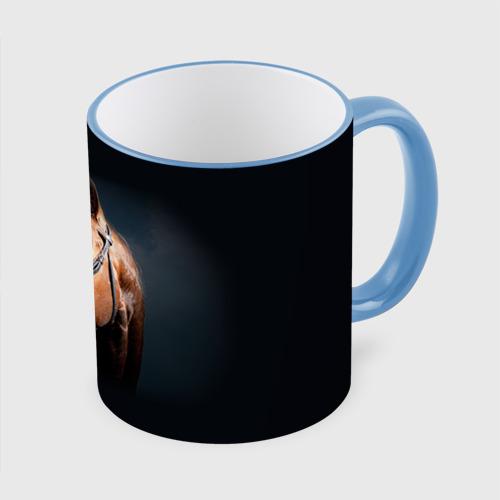 Кружка с полной запечаткой  Фото 01, Лошадь 1