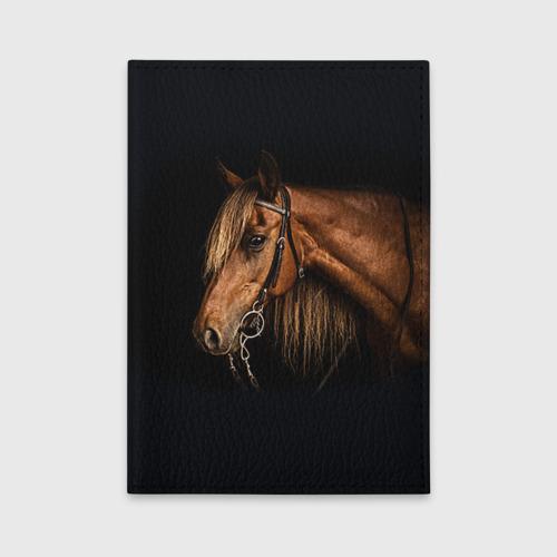 Обложка для автодокументов  Фото 01, Лошадь 2