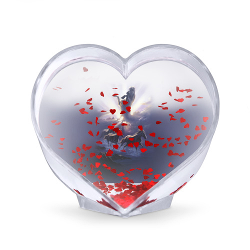 Сувенир Сердце  Фото 02, Лошади 3