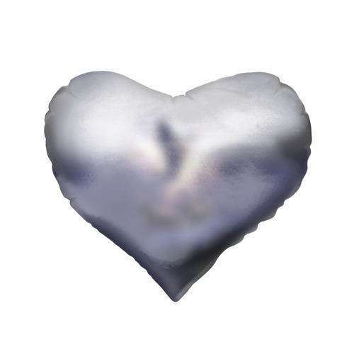 Подушка 3D сердце  Фото 02, Лошади 3