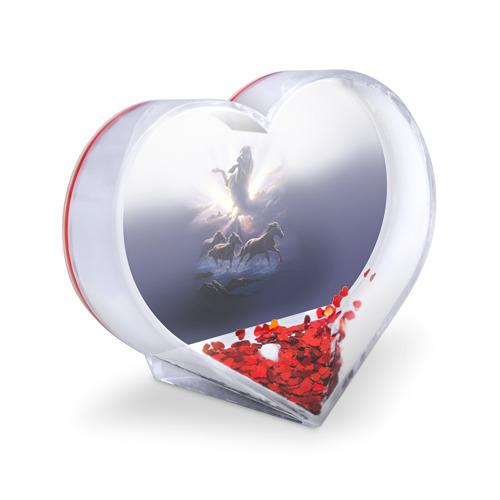 Сувенир Сердце  Фото 03, Лошади 3