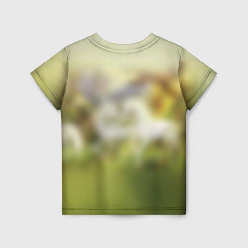 Детская футболка 3D Единороги Фото 01