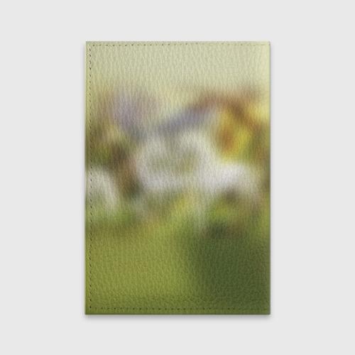 Обложка для паспорта матовая кожа  Фото 02, Единороги