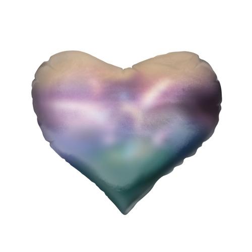 Подушка 3D сердце  Фото 02, Пегас