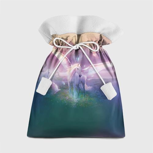 Подарочный 3D мешок Пегас Фото 01