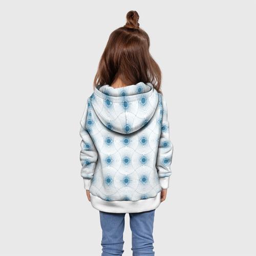 Детская толстовка 3D  Фото 02, Кружево