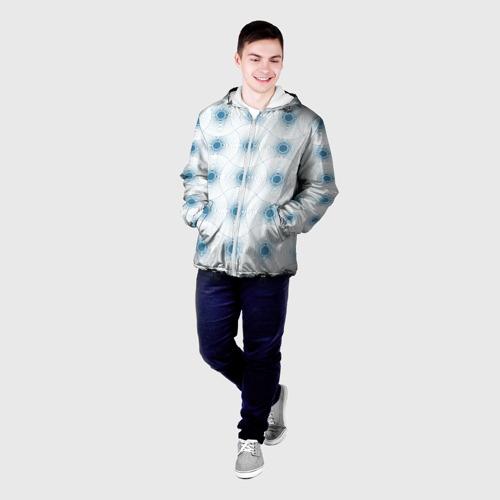 Мужская куртка 3D  Фото 03, Кружево