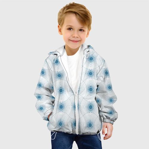 Детская куртка 3D  Фото 03, Кружево