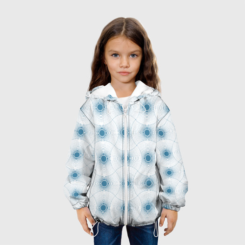 Детская куртка 3D  Фото 04, Кружево