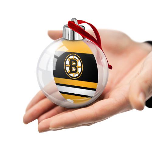 Ёлочный шар  Фото 02, Boston Bruins