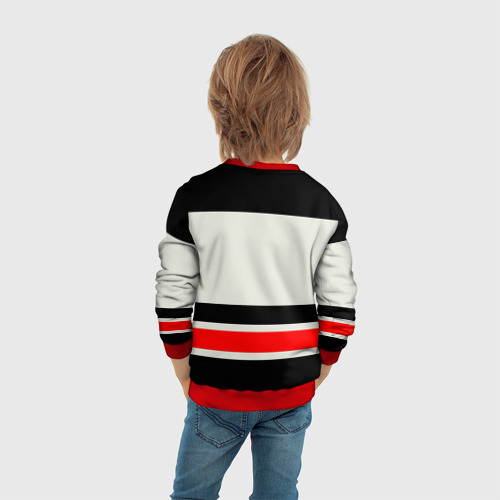 Детский свитшот 3D Chicago Blackhawks Фото 01
