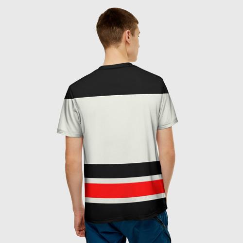 Мужская футболка 3D Chicago Blackhawks