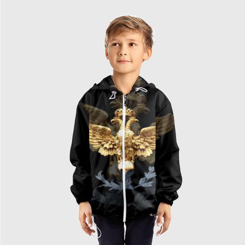 Детская ветровка 3D  Фото 03, Золотой орел