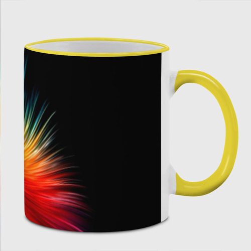 Кружка с полной запечаткой  Фото 02, Звезда радуга