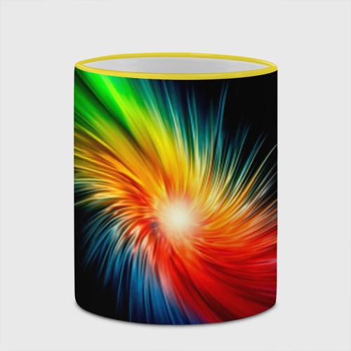 Кружка с полной запечаткой  Фото 03, Звезда радуга