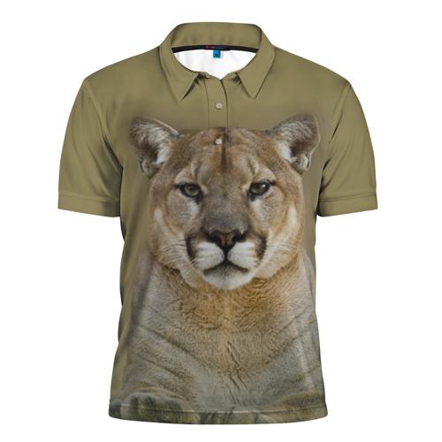 Мужская рубашка поло 3D Пума