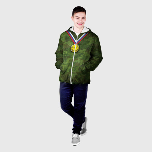 Мужская куртка 3D  Фото 03, Самый лучший мужчина