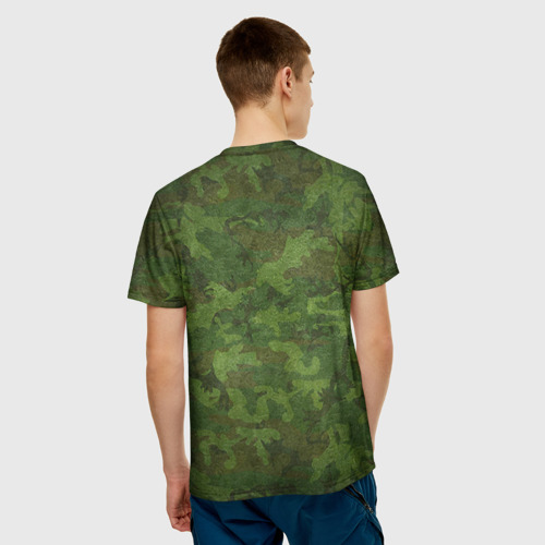 Мужская футболка 3D  Фото 02, Самый лучший дед