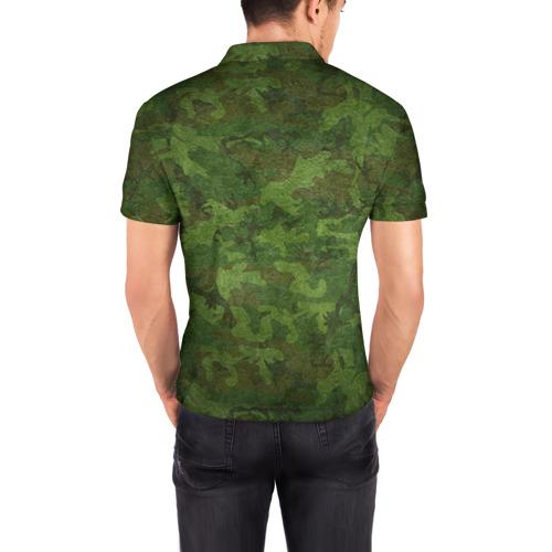 Мужская рубашка поло 3D  Фото 04, Самый лучший дед