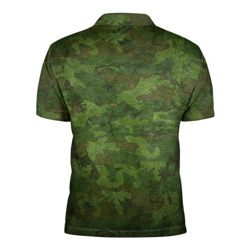 Мужская рубашка поло 3D  Фото 02, Самый лучший дед
