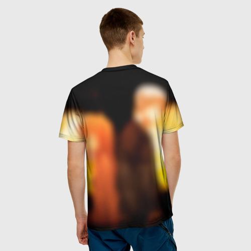 Мужская футболка 3D  Фото 02, Волчица и Пряности 4