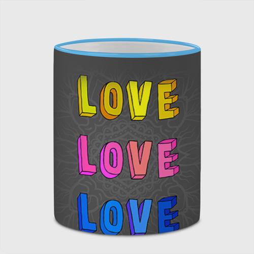 Кружка с полной запечаткой  Фото 03, Love Love Love
