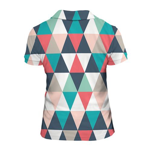 Женская рубашка поло 3D  Фото 02, Замужем за Андреем