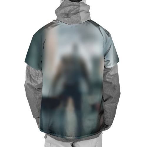 Накидка на куртку 3D Division Фото 01