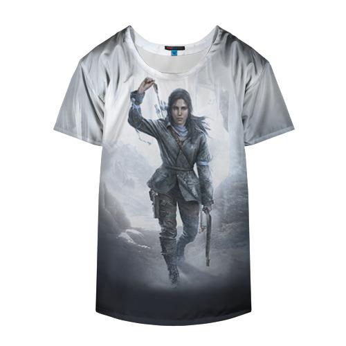 Накидка на куртку 3D Rise of the Tomb Raider Фото 01