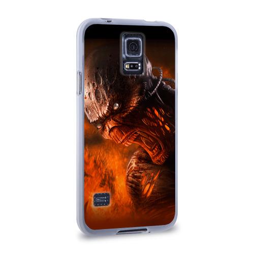 Чехол для Samsung Galaxy S5 силиконовый  Фото 02, Doom imp