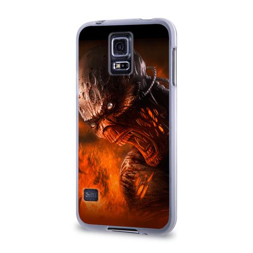 Чехол для Samsung Galaxy S5 силиконовый  Фото 03, Doom imp