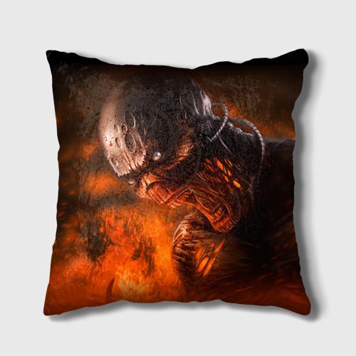 Подушка 3D Doom imp Фото 01