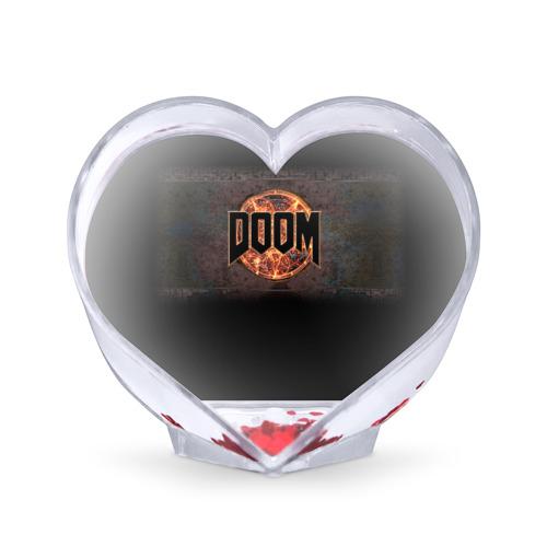 Сувенир Сердце Doom от Всемайки