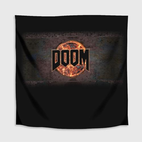 Скатерть 3D  Фото 02, Doom