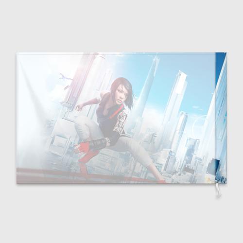 Флаг 3D  Фото 02, Mirror`s edge