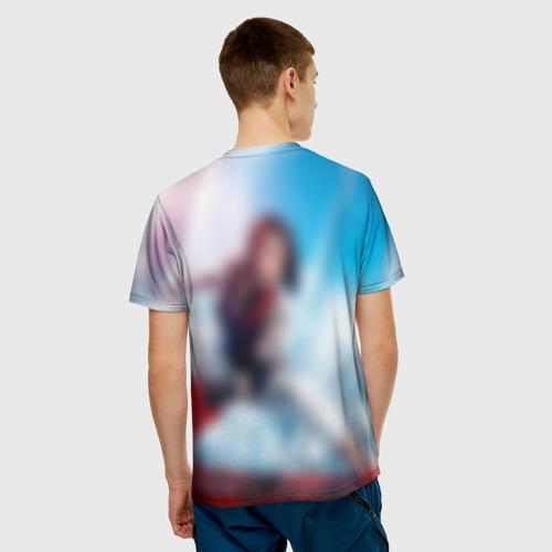 Мужская футболка 3D  Фото 02, Mirror`s edge