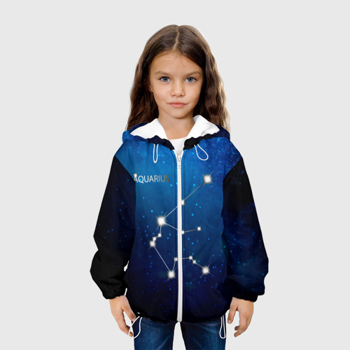 Детская куртка 3D  Фото 04, Водолей